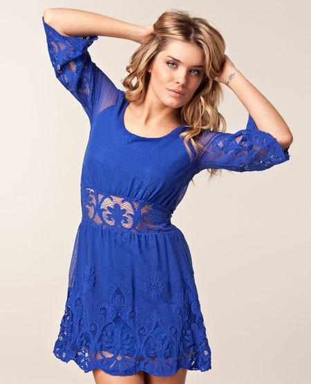ruyada mavi elbise gormek 2